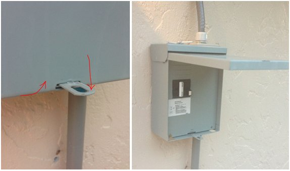 Hot-Tub Switch